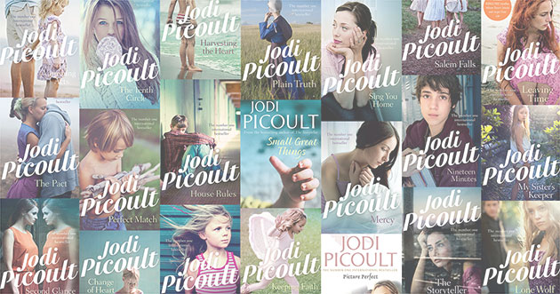 Vote for your favourite Jodi Picoult novel
